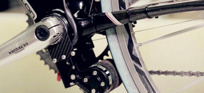 Add-E单车秒变电动车 另类电动车
