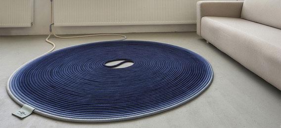 不通电还能加热净化的毯子 逼格太高