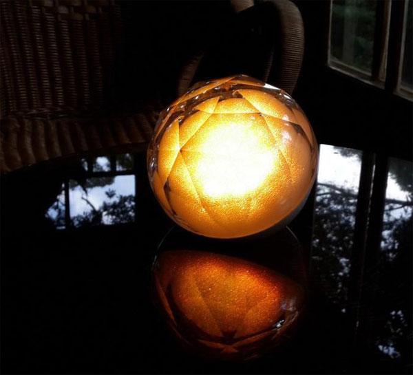 colorball水晶魔球冰钻无线蓝牙音箱 创意礼物送男友