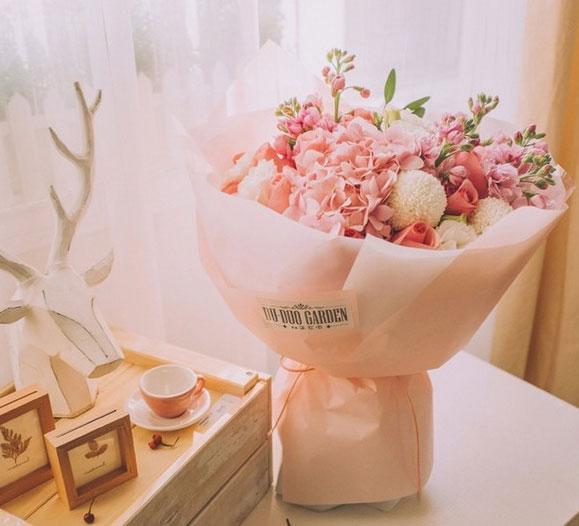 【花的寓意】详解花语 各种鲜花代表的含义