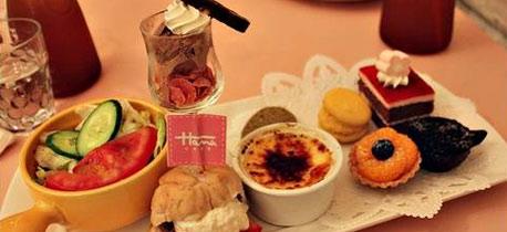 下午茶时间好吃的甜品和点心 保证让你不蓝瘦香菇