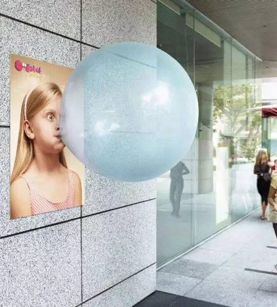 那些户外创意广告 违反新广告法了吗