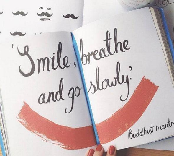 心情烦躁时 翻开这本书和这本书一样安静 创意礼物 第3张