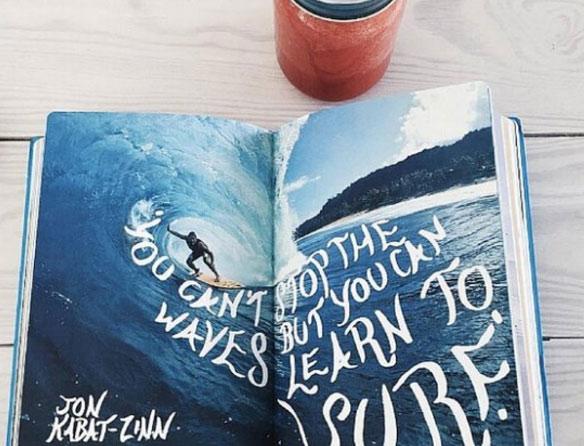 心情烦躁时 翻开这本书和这本书一样安静 创意礼物 第5张