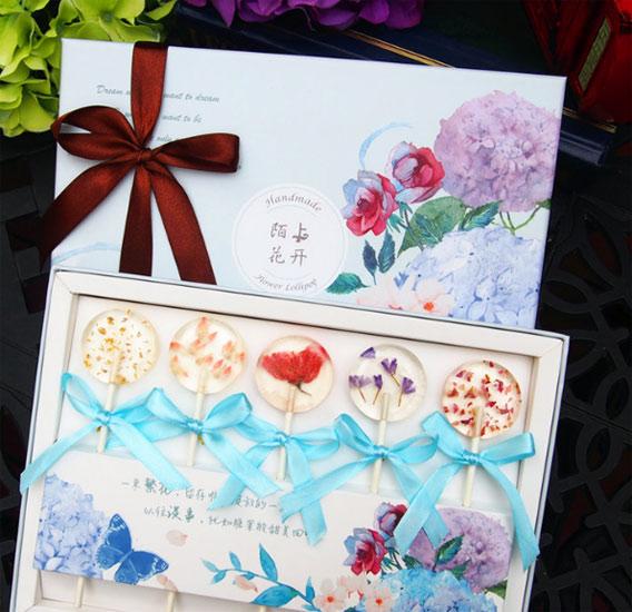 送给4月过生日的她一朵最美的樱花吧 樱花生日礼物 创意礼物 第4张