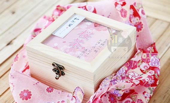 送给4月过生日的她一朵最美的樱花吧 樱花生日礼物 创意礼物 第6张