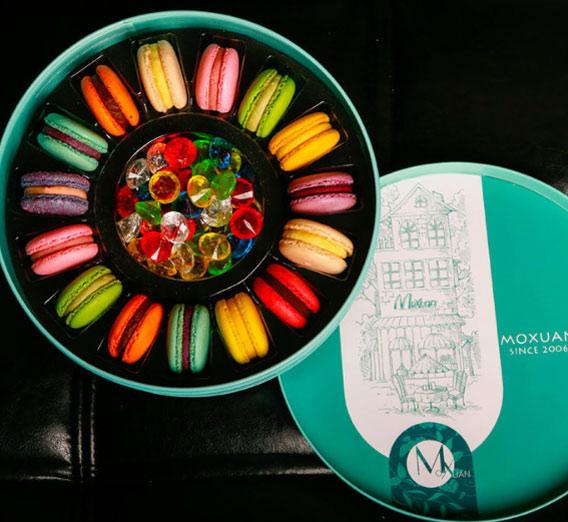 甜品就该是这样子 刷新甜品界的颜值新纪录 创意礼物 第6张