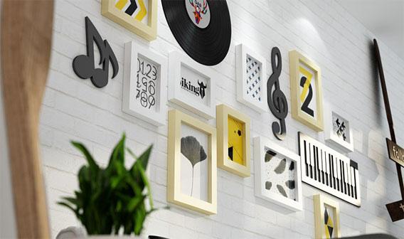 创意照片墙装饰 让时光定格你的美 创意礼物 第3张
