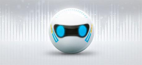 这个儿童节 给宝宝一台腾讯微宝W001智能球型机器人