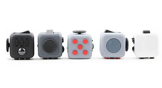 国Fidget Cube减压魔方骰子 抗烦躁焦虑缓解压力玩具 创意礼物 第2张