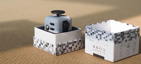 国Fidget Cube减压魔方骰子 抗烦躁焦虑缓解压力玩具