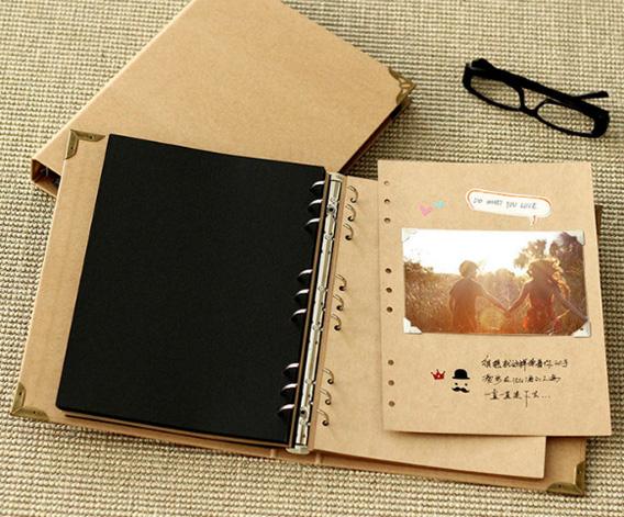 如果你有暗恋对象 那么你需要这样一本相册 创意礼物 第5张