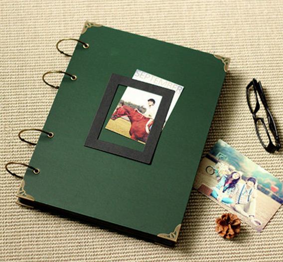 如果你有暗恋对象 那么你需要这样一本相册 创意礼物 第9张