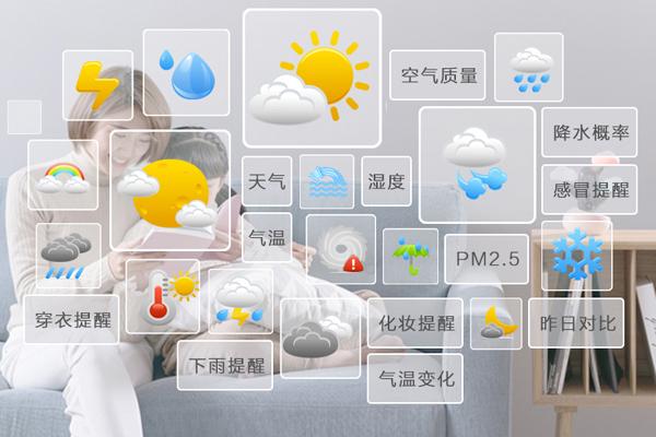 云天气时光灯 聚集了智能语音播报天气、闹铃、照明为一体的懒人神器