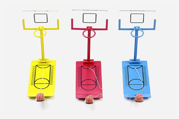 無趣工社桌面减压篮球机 送男生送同事的办公室恶搞减压创意礼物