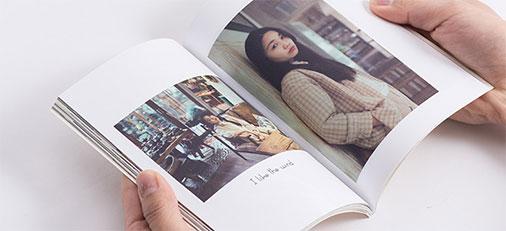 DIY相册拾光集照片书 留住时光的记忆定格幸福的姿态