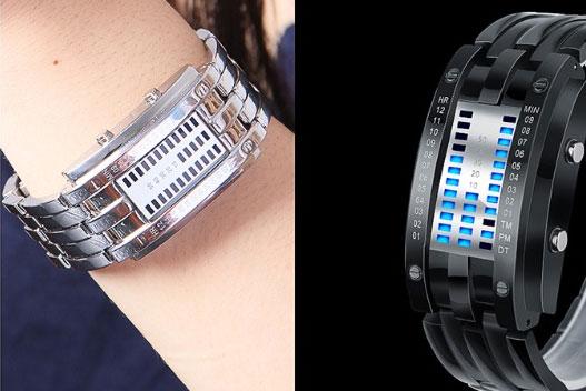 时刻美·防水创意概念手表 我的青春与众不同