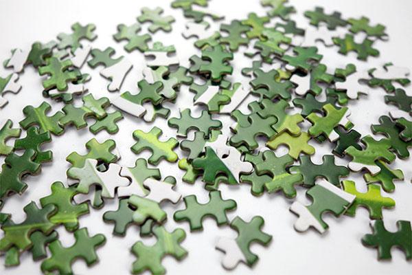 西班牙Doiy·不规则趣味创意减压拼图