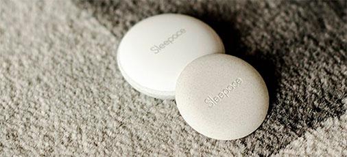 Sleepace享睡纽扣睡眠监测器 改善睡眠无需穿戴创意健康生活礼物