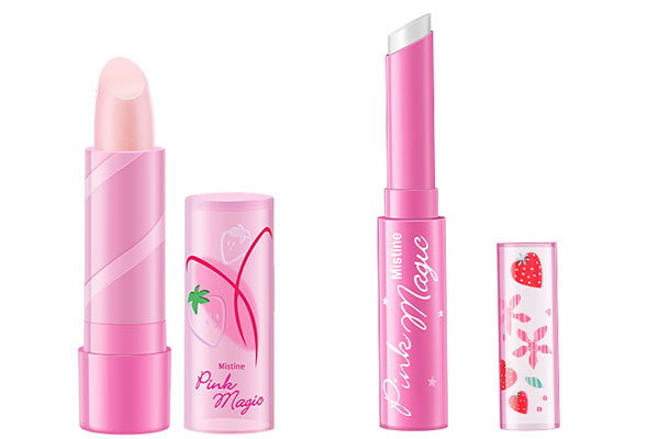 Mistine·小草莓变色唇膏 素颜就能驾驭的口红