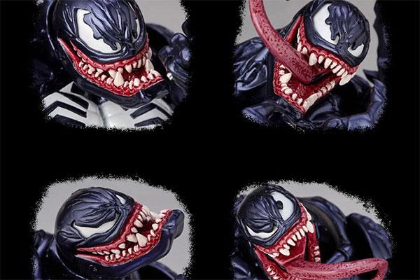 Venom漫威毒液卫衣和手办 汤姆哈迪同款电影致命守护者联名外套手办模型