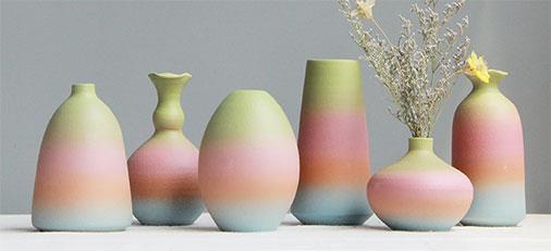 高颜值花瓶 适合在春天送给爱花党的礼物