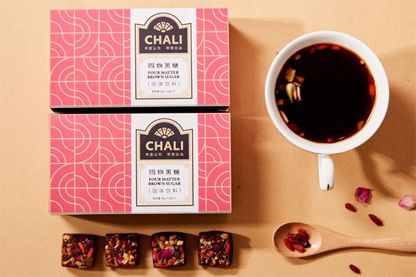 茶里元气四物黑糖花茶  走心女生节礼物