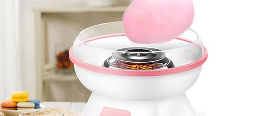 家用棉花糖机 手工DIY迷你花式棉花糖机六一儿童节礼物
