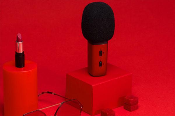 唱吧 全民K歌手机麦克风 手机K歌神器