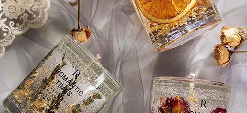 Romantictimes 蜡烛香薰杯 幸福感upup的小礼物