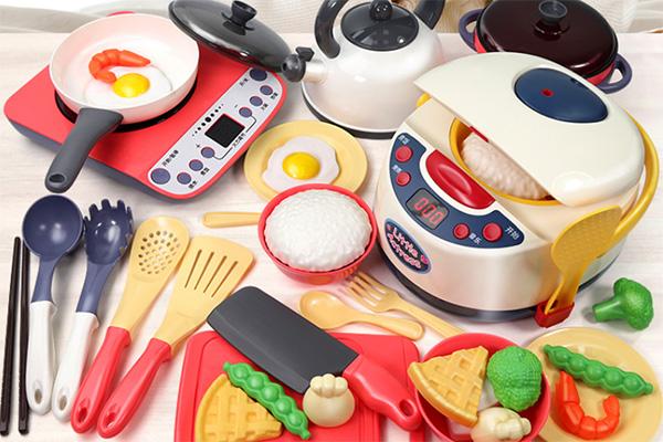 宝宝厨房仿真玩具 幸福童年孩子生日儿童节礼物