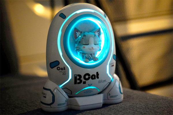 lepow黄油猫柯基柴犬太空舱充电宝 萌治愈系的无线充电宝