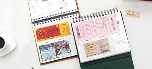 iconic·电影票收纳册 送给喜欢看电影的Ta