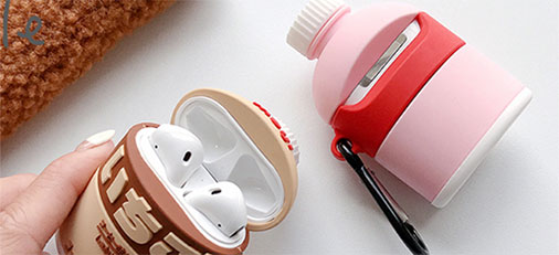 airpods保护套 快给你的耳机换新衣