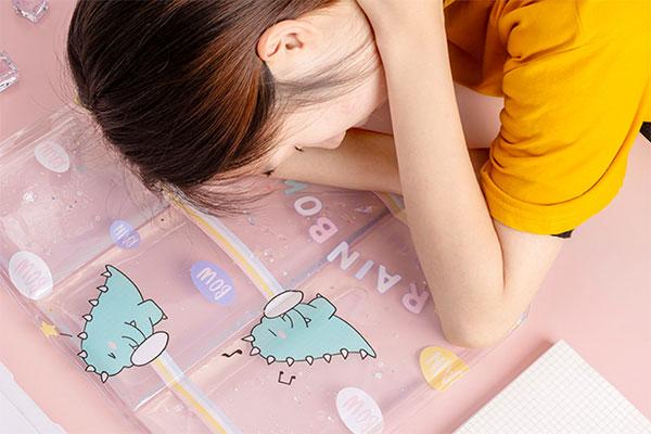小清新夏日冰垫 送给女朋友的避暑神器