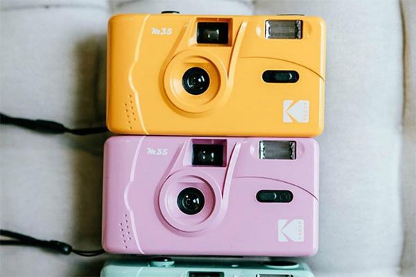柯达M35 复古傻瓜胶卷相机