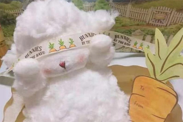 bunnies by the bay 绵羊公仔 送闺蜜的毕业礼物