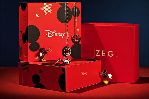 迪士尼米奇本命年手链 送给闺蜜的幸运毕业礼物